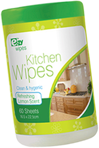 Ezy Wipes - Household Wipes